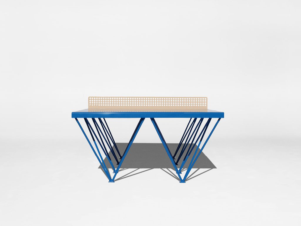 POPP ICON outdoor ping pong table